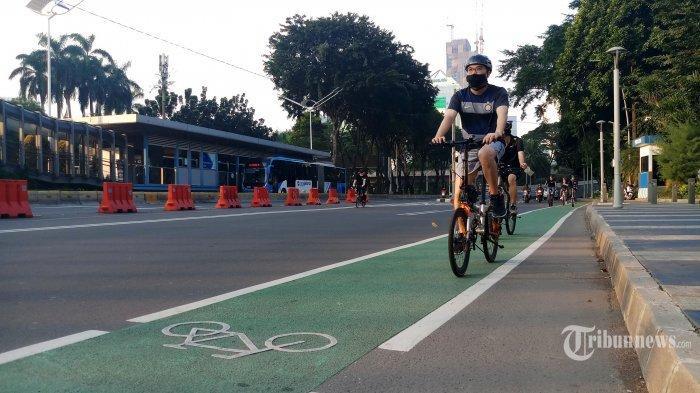 PSBB Transisi di Jakarta Diperpanjang Lagi, CFD Langsung Ditiadakan