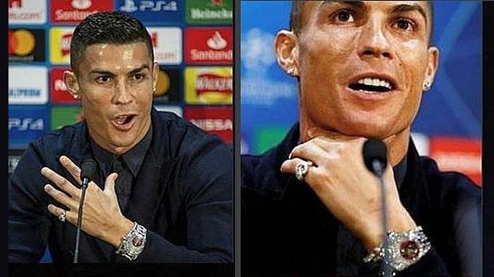 Rumah Cristiano Ronaldo Dibobol Perampok, Pencuri Ternyata Hanya Ambil Ini