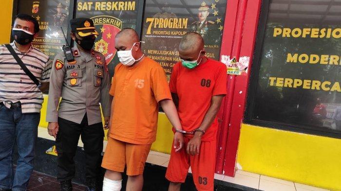 Jambret yang Viral karena Menyeret Korbannya hingga 20 Meter di Bandung, Akhirnya Ditembak Polisi