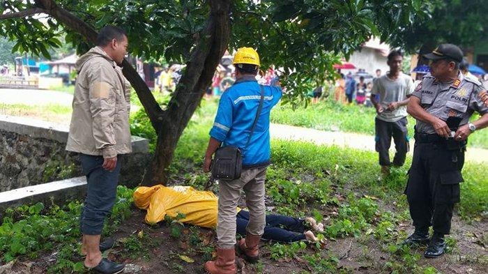 Sedang Bersihkan Gorong-gorong Akibat Banjir, Warga Indramayu Ini Tewas Tersetrum