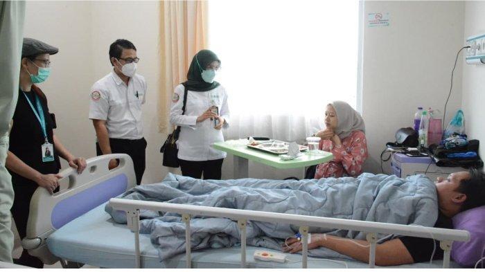 BPJS Kesehatan Cabang Soreang Sapa Langsung Peserta JKN-KIS di Rumah Sakit