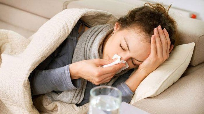 Cara Mudah Mengobati Penyakit Flu tanpa Obat-obatan
