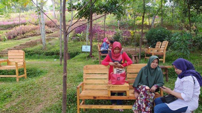 Warga Cianjur Punya Tempat Ngabuburit Baru di Jangari Hills, Spot Fotonya Banyak