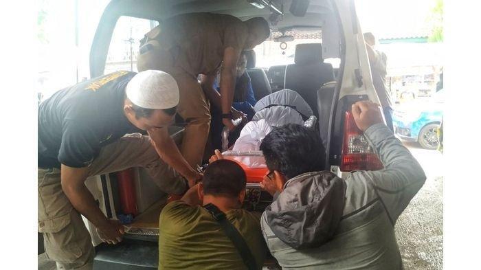 Driver Ojek Online Tewas Ditusuk di Jalan Raya Sukabumi-Bogor, HP Hilang, Motor Utuh