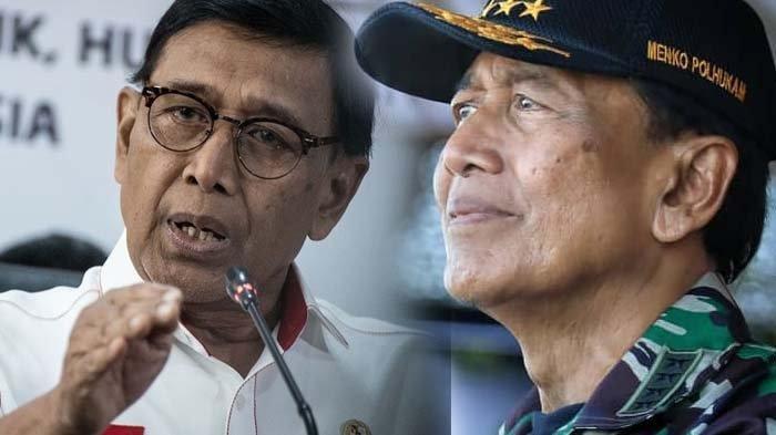 Ditanya Sutiyoso, Wiranto Bilang 'Sudah Tiga Langkah', Begini Kabar Terbarunya Akibat Penusukan