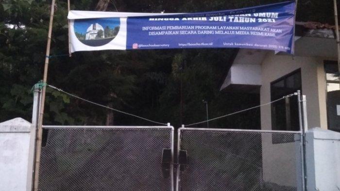 Jelang Gerhana Bulan Total, Observatorium Bosscha Tutup Akses untuk Masyarakat, Pilih Cara Ini