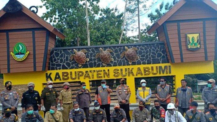 Jembatan Cibuni Penghubung Perbatasan Sukabumi-Cianjur Segera Diresmikan dan Uji Coba