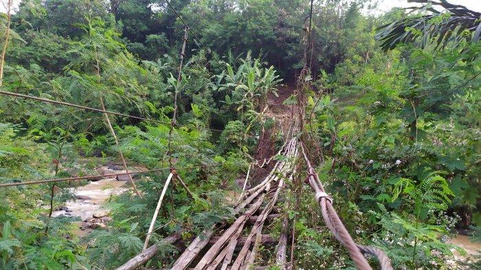 Sempat Terbengkalai, Jembatan yang Hubungkan 2 Desa di KBB Diperbaiki, Wabup: Bisa Mempermudah Jodoh