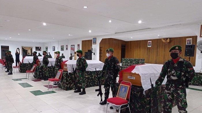 4 TNI Gugur Saat KKB Serang Posramil KisorDistrik Aifat Selatan, Danpos Dimakamkan Hari Ini