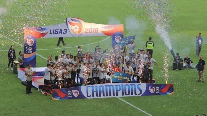 Liga 2 Musim Depan Diramaikan Tim Asal Cimahi, Ini Daftar 6 Tim yang Promosi dari Liga 3
