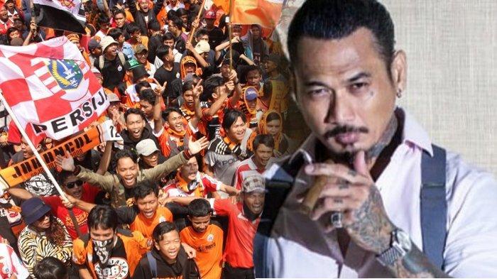 Jerinx SID Temui The Jakmania, Bahas Soal Kisruh Cuitan Jakarta Sentris, Mengaku Tak Benci Persija
