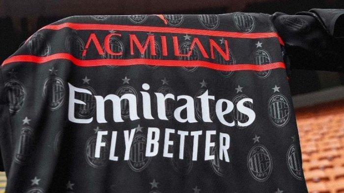Jersey ketiga AC Milan