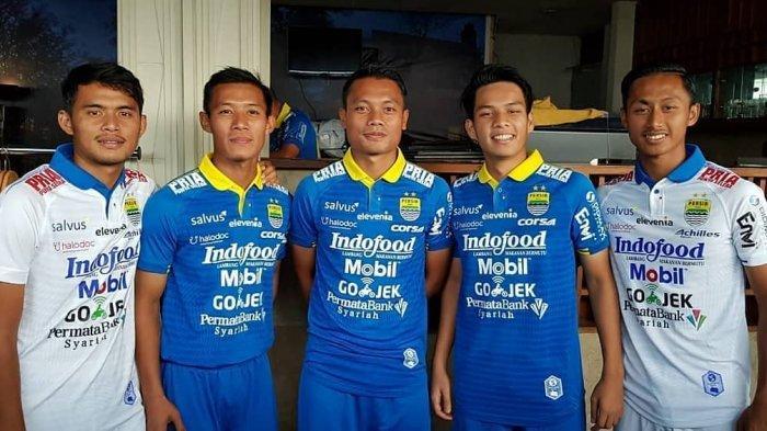 Tambah 4 Sponsor Anyar, Persib Bandung Punya 18 Sponsor Arungi Liga 1 2019