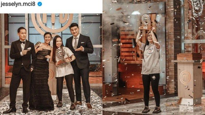 Curhat Jesselyn Sang Juara MasterChef Indonesia, Berjuang Keras Raih Impian, Bangun Pagi Tidur Subuh