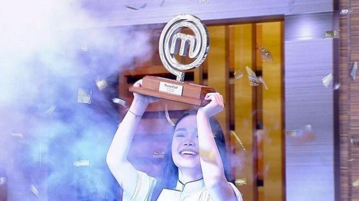 Jesselyn juara MasterChef Indonesia Season 8 mengalahkan Nadya.