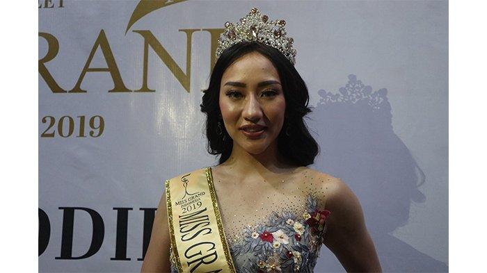Jessica Odilia Wakili Jawa Barat di Ajang Miss Grand Indonesia 2019, Begini Persiapannya