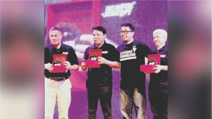 JNE Bersama Billionaire Coach Dorong UKM JABAR Naik Kelas