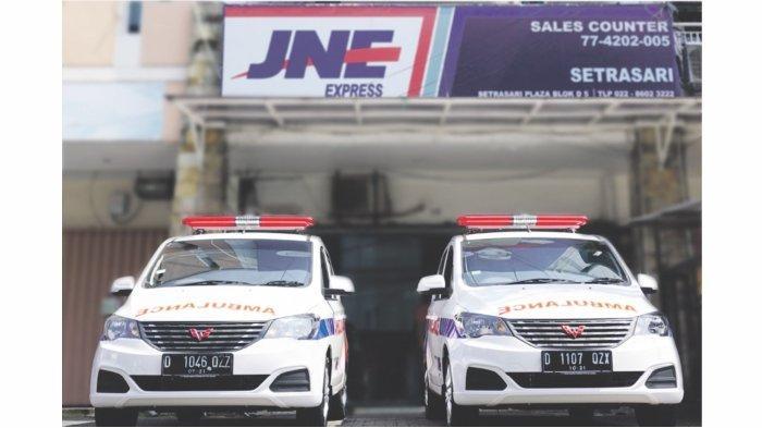 Ambulance dapat dimanfaatkan oleh masyarakat Bandung