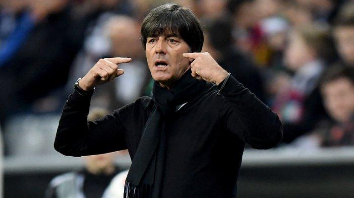 Resmi, Jerman Pertahankan Joachim Loew Meski Der Panzer Gagal Total di Piala Dunia 2018