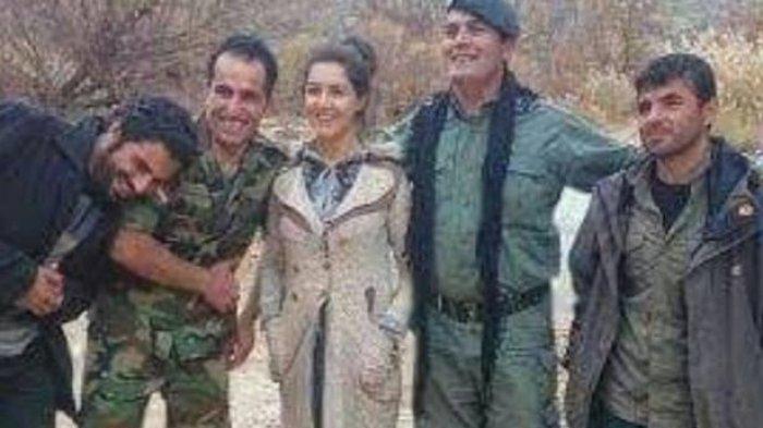 Kepalanya Dihargai Rp 13 Miliar, Ini Jumlah Pejuang ISIS yang Dibantai Gadis Cantik Ini