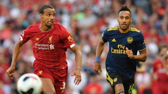 Kabar Baik Bagi Liverpool, Bek Tengah Ini Bisa Dimainkan Saat Berjumpa Crsytal Palace Malam Nanti