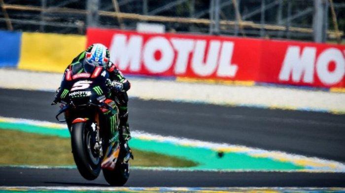 Hasil MotoGP 2021 di Qatar, Johann Zarco Pimpin Klasemen Setelah Finis di Belakang Fabio Quartararo