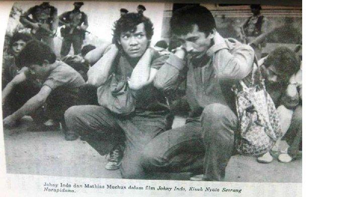Johny Indo Dijuluki Robin Hood-nya Indonesia, Rampok Harta Orang Kaya, Dibagikan ke Orang Miskin
