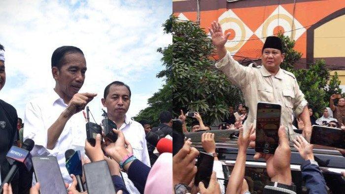 JADWAL KAMPANYE CAPRES HARI INI, Jokowi di Aceh dan Riau, Prabowo di Bali dan NTB