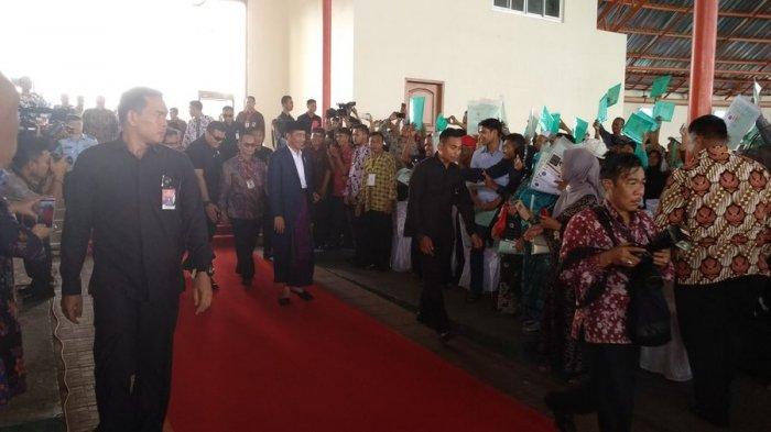 3 Pesan Jokowi untuk Warga Wilayah III Cirebon yang Mendapatkan Sertifikat Tanah