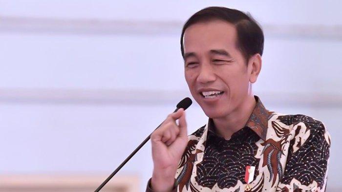 Jokowi Akhirnya Tanggapi Soal Beredarnya 'Bocoran' Menteri, Ungkap Kapan Kabinet Kerja II Diumumkan