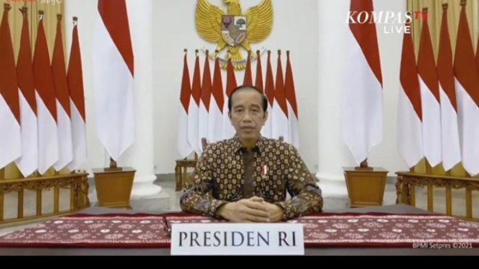 Simak Pidato Lengkap Presiden Jokowi soal PPKM Darurat Diperpanjang hingga 26 Juli 2021