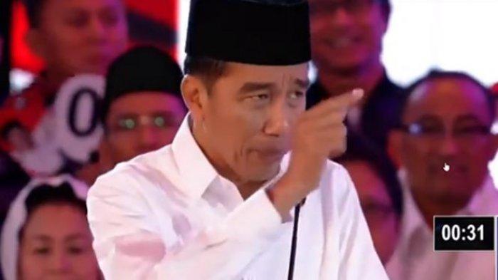 Sindir Jokowi di Debat Pilpres, Politikus Demokrat Jabar: 4 Tahun Jadi Petahana Masih Harus Nyontek