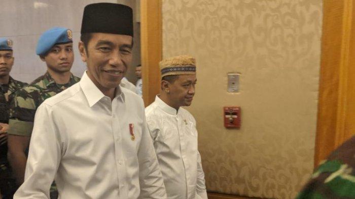 Bambang Widjojanto Disebut Ragukan MK, Jokowi Tanggapi Begini