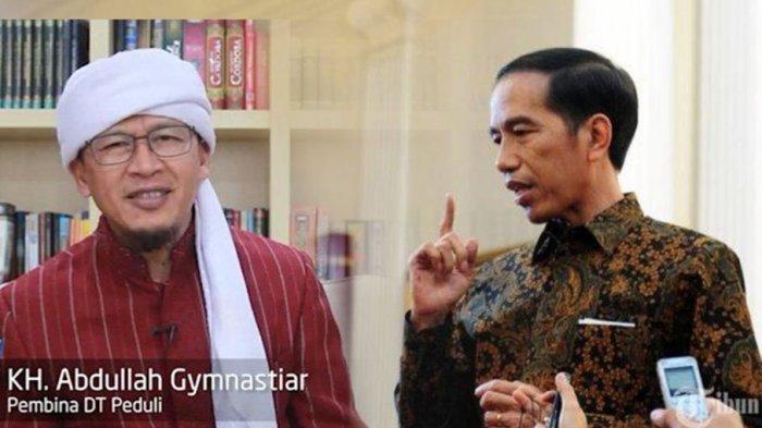 Aa Gym Pernah Minta Jokowi Vaksin Pertama, 3 Kali Swab Aa Masih Positif Covid-19, Bakal Divaksin?