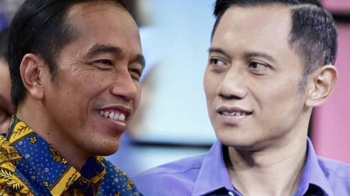 BREAKING NEWS: Ketum Demokrat AHY Tuding Istana Ingin Menggulingkan, Surati Jokowi Minta Jawaban