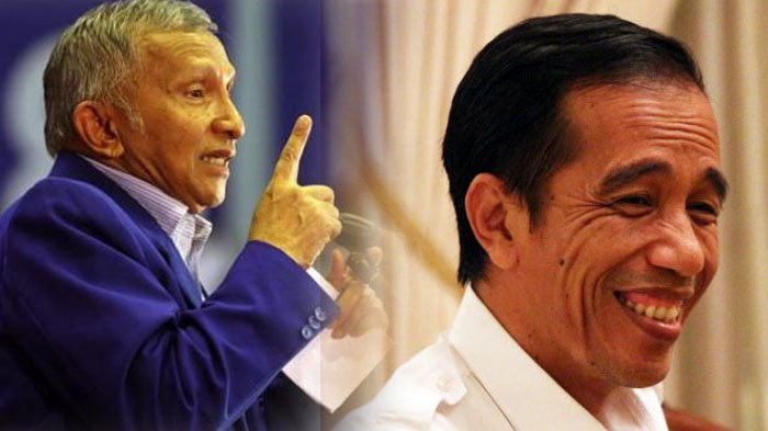 Keran Investasi Miras Dibuka, Amien Rais Ingatkan Maruf Amin Minta Presiden Jokowi Batalkan Perpres