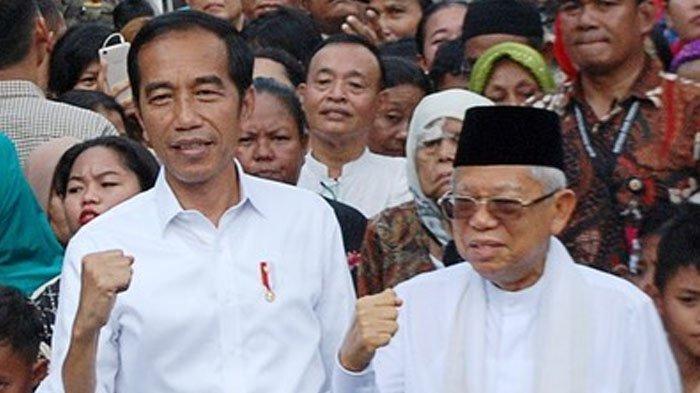 Ini Dia 10 Janji Politik Jokowi-Maruf Amin di Pilpres 2019, dari Soal Kemiskinan sampai Internet