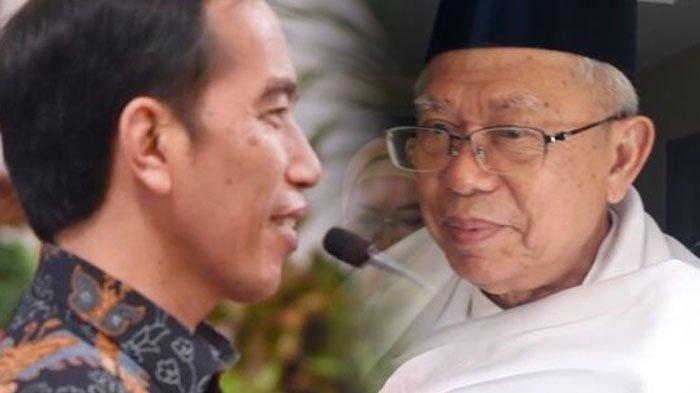 Deretan Menteri dan Gubernur di Tim Kampanye Jokowi-Ma'ruf Amin, Ada 2 Menteri Perempuan