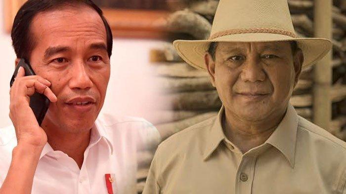 Postingan Jokowi Curi Perhatian, Foto Bareng Menhan Prabowo dan Didit Hediprasetyo Curi Perhatian
