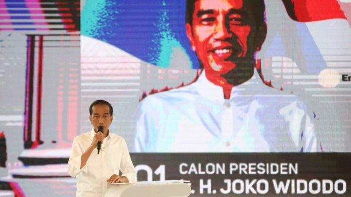 Malam Ini Jokowi Pidato, Bukan di Istana Negara, Tapi di Tempat Ini, Pidato Kemenangan?