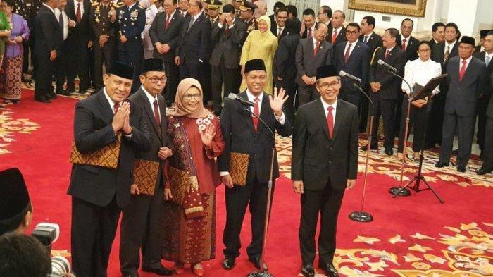 Rangkap Jabatan Ketua KPK Komjen Firli Bahuri Sampai ke Telinga Wakil Presiden, Ini Komentar Maruf