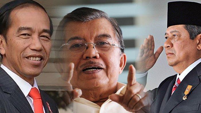 Di Akhir Jabatan Sebagai Wapres, Jusuf Kalla Bandingkan Bekerja di Era Jokowi dan SBY, Ada Perbedaan