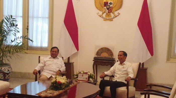 Sinyal Kuat Gerindra Bakal Terima Tawaran Kursi Menteri Jokowi, Kalimat Ini Diulang-ulang Prabowo