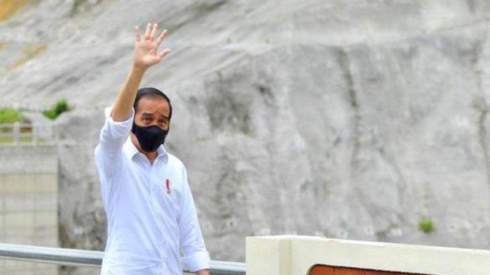 Ini Komentar Presiden Jokowi Saat Diberi Tahu Moeldoko Mengudeta Kepemimpian AHY di Partai Demokrat