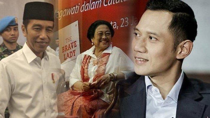 PAN dan Demokrat Siap Gabung Jokowi, PKS Masih Lihat-lihat Sikon, Putuskan Sebelum Jokowi Dilantik