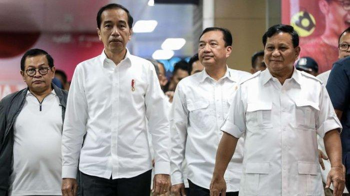 Asisten Pribadi Bongkar Hal Sebenarnya soal Pertemuan Prabowo dan Jokowi, Sempat Ngaku Tidak Ikhlas