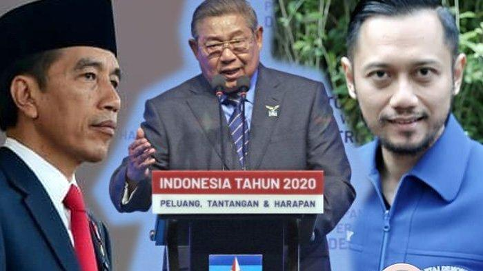 SBY Akhirnya Lunasi Janji Setelah AHY Tak Masuk Jadi Menteri Jokowi, Bicara Ini Soal Sikap Demokrat