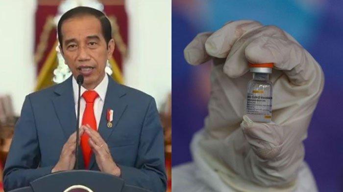 Jokowi Target 182 Juta Penduduk Divaksin Akhir 2021, Tapi Vaksinnya Harus Berebut dengan 215 Negara