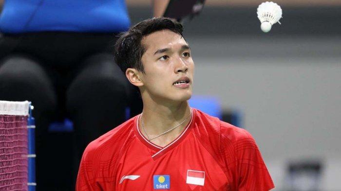 Jonatan Christie Ungkap Mengapa Bisa Kalah dari Tunggal Malaysia di Final Badminton Asia Team