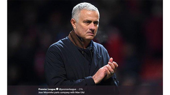 Jose Mourinho Jadi Pelatih AS Roma, The Special One Ungkap Alasannya